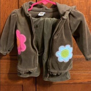 Carter's Jacket and Pants